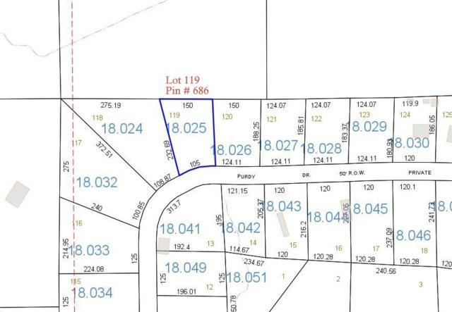 Lot 119 & 120 County Road 667, Cedar Bluff, AL 35959 (MLS #1104066) :: RE/MAX Alliance