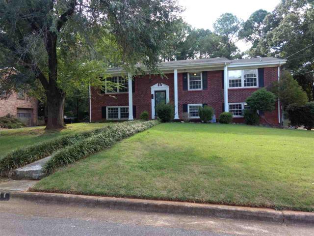 311 Forrest Park Court, Huntsville, AL 35806 (MLS #1104121) :: Amanda Howard Sotheby's International Realty
