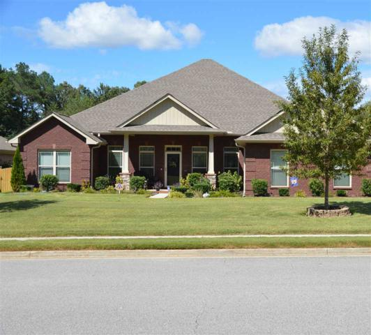 105 Bilton Drive, Huntsville, AL 35749 (MLS #1104416) :: Amanda Howard Sotheby's International Realty