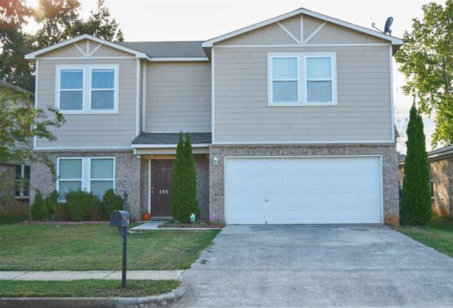 185 Sagebrook Drive, Madison, AL 35757 (MLS #1104855) :: Intero Real Estate Services Huntsville