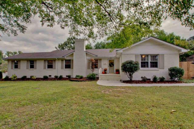 1501 Glenwood Drive, Huntsville, AL 35801 (MLS #1104863) :: RE/MAX Alliance