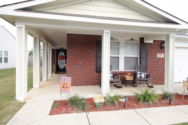 139 Carillo Lane, Toney, AL 35773 (MLS #1104879) :: RE/MAX Alliance