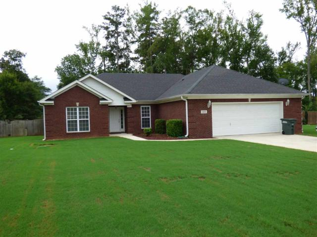 115 Southern Pine Drive, Toney, AL 35773 (MLS #1105026) :: RE/MAX Alliance