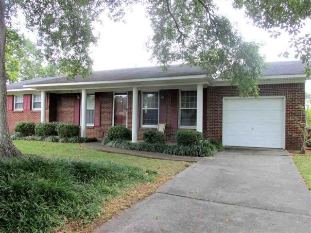 1310 Elizabeth Avenue, Decatur, AL 35601 (MLS #1105127) :: Amanda Howard Sotheby's International Realty
