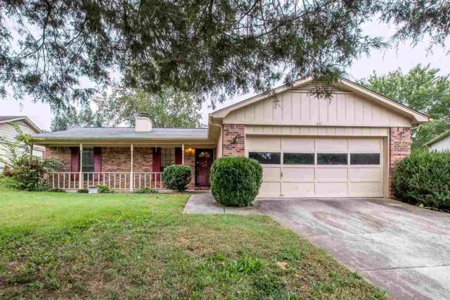 111 Savoy Circle, Huntsville, AL 35811 (MLS #1105176) :: Weiss Lake Realty & Appraisals