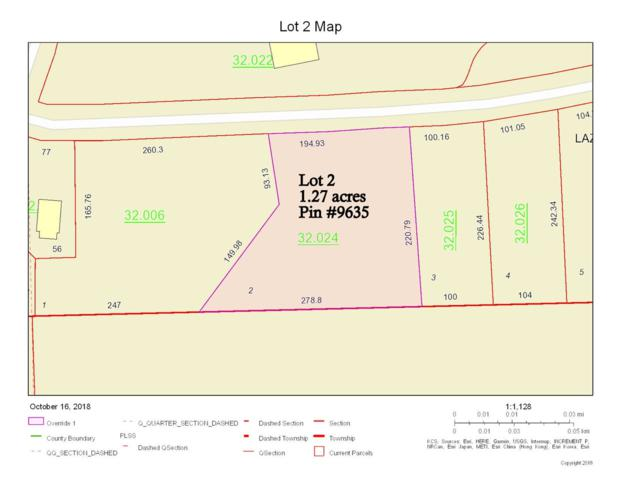 Lot 2 County Road 118, Centre, AL 35960 (MLS #1105201) :: Weiss Lake Realty & Appraisals