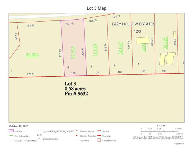 Lot 3 County Road 118, Centre, AL 35960 (MLS #1105216) :: Weiss Lake Realty & Appraisals