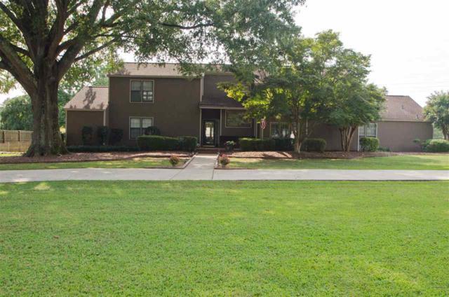 2301 Meadowbrook Road, Decatur, AL 35601 (MLS #1105218) :: Capstone Realty