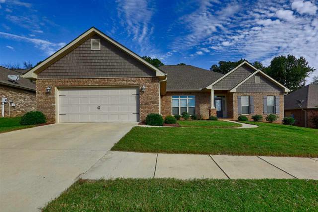 7922 NW Gabriela Drive, Huntsville, AL 35806 (MLS #1105225) :: Intero Real Estate Services Huntsville