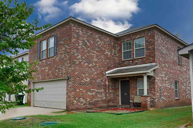192 Cloverbrook Drive, Harvest, AL 35749 (MLS #1105357) :: Capstone Realty