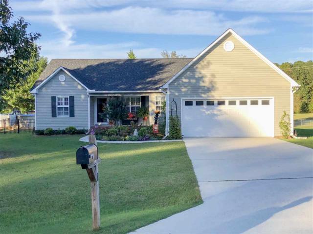21 Brush Creek Drive, Boaz, AL 35957 (MLS #1105391) :: Capstone Realty