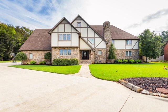 602 Coronada Drive, Decatur, AL 35603 (MLS #1105655) :: Legend Realty
