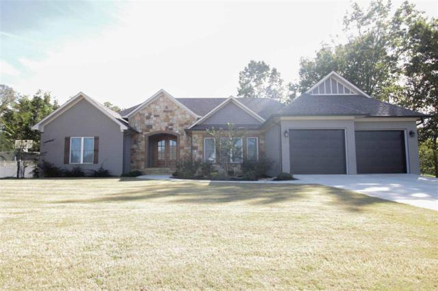 46 Grant Mountain Crest Drive, Grant, AL 35747 (MLS #1105739) :: Legend Realty
