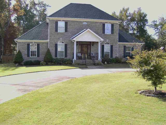 124 Joe Phillips Road, Madison, AL 35758 (MLS #1105834) :: Capstone Realty