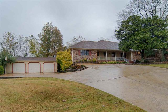207 Dusty Trail, Madison, AL 35758 (MLS #1105860) :: Eric Cady Real Estate
