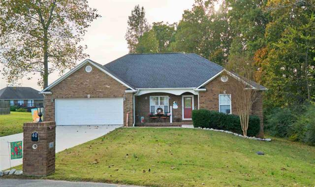 40 Jack Thomas Court, Hartselle, AL 35640 (MLS #1106150) :: RE/MAX Distinctive | Lowrey Team