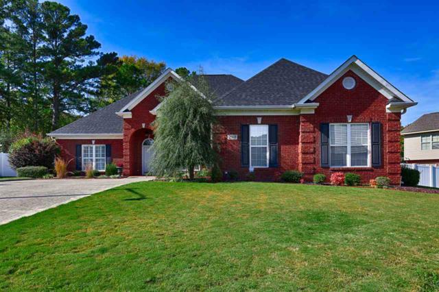 2501 Millwood Circle, Huntsville, AL 35803 (MLS #1106190) :: Legend Realty