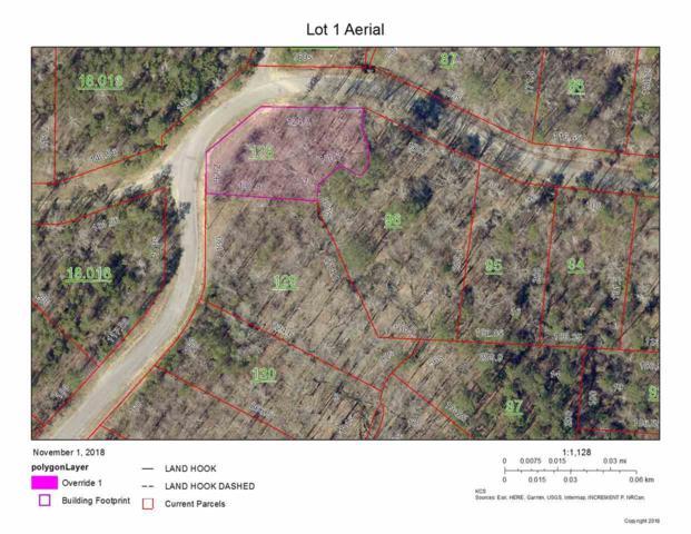 Lot 1&2 County Road 667, Cedar Bluff, AL 35959 (MLS #1106206) :: Amanda Howard Sotheby's International Realty