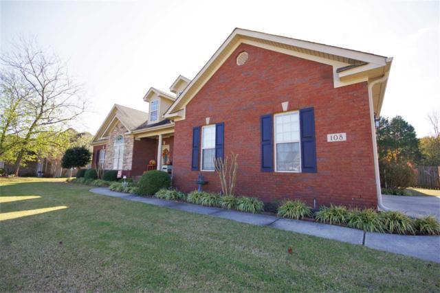 108 Southfork Drive, Huntsville, AL 35811 (MLS #1106253) :: RE/MAX Alliance