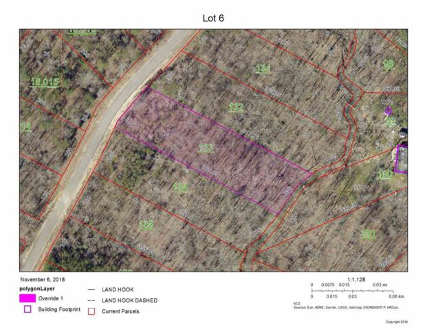 Lot 6 County Road 667, Cedar Bluff, AL 35959 (MLS #1106504) :: Amanda Howard Sotheby's International Realty