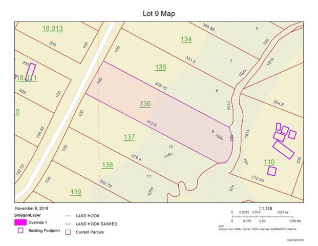 Lot 9 County Road 667, Cedar Bluff, AL 35959 (MLS #1106513) :: Weiss Lake Realty & Appraisals