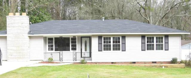 1632 Arrowhead Drive, Gadsden, AL 35903 (MLS #1106591) :: RE/MAX Alliance