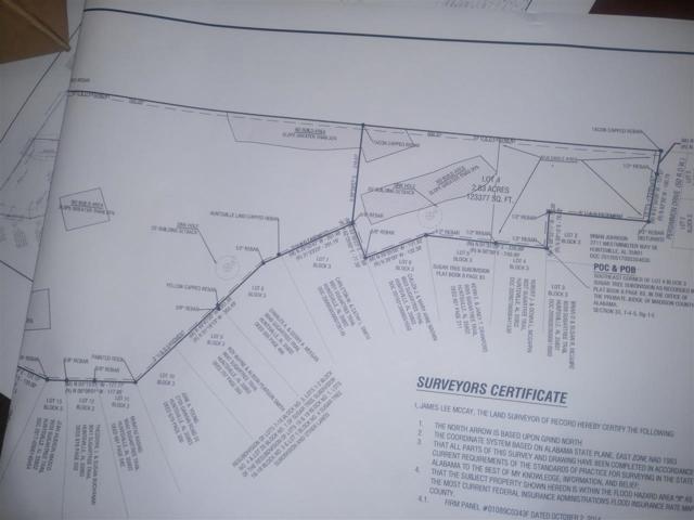 1 Tea Garden Road, Huntsville, AL 35803 (MLS #1106828) :: RE/MAX Alliance