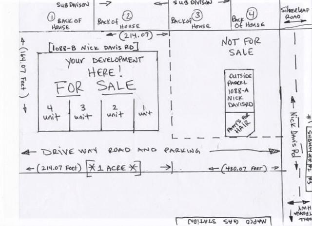 1088-B Nick Davis Road, Harvest, AL 35749 (MLS #1106869) :: Eric Cady Real Estate