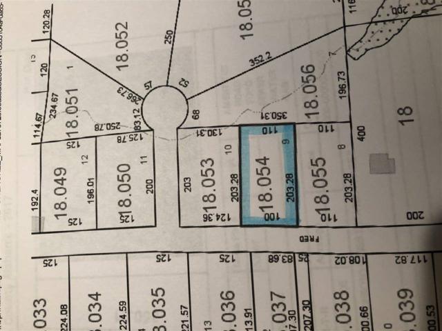 00 County Road 667, Cedar Bluff, AL 35959 (MLS #1106882) :: Weiss Lake Realty & Appraisals