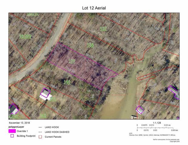 Lot 12 County Road 667, Cedar Bluff, AL 35959 (MLS #1106898) :: Weiss Lake Realty & Appraisals