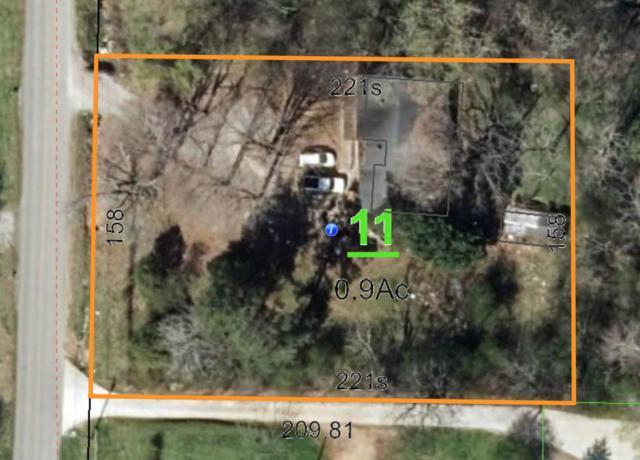 623 Brock Road, Gurley, AL 35748 (MLS #1106950) :: Intero Real Estate Services Huntsville
