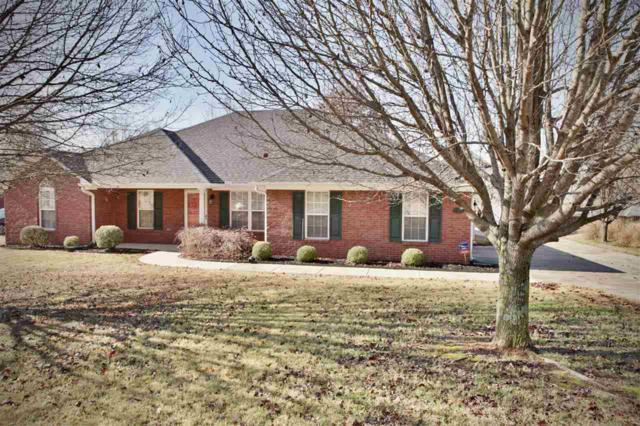 116 Amber Way, Decatur, AL 35603 (MLS #1106965) :: Legend Realty
