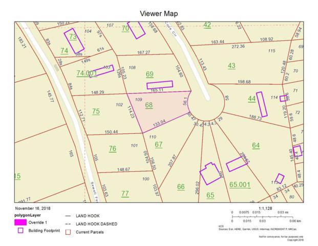 Lot 109 Hidden Cove Circle, Cedar Bluff, AL 35959 (MLS #1107100) :: Legend Realty