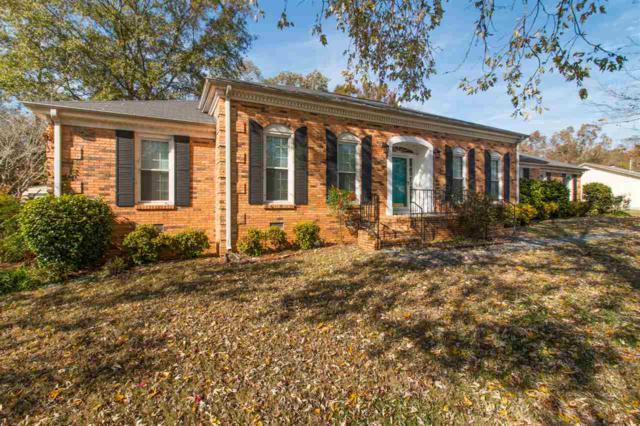 3208 Scenic Drive, Scottsboro, AL 35769 (MLS #1107164) :: Capstone Realty