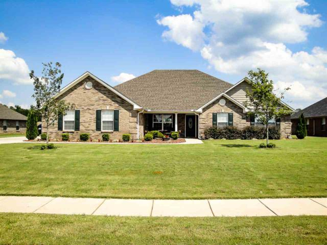 13672 Summerfield Drive, Athens, AL 35613 (MLS #1107182) :: Legend Realty