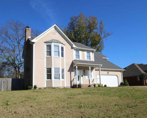 1728 Robinhood Way, Decatur, AL 35603 (MLS #1107186) :: Capstone Realty