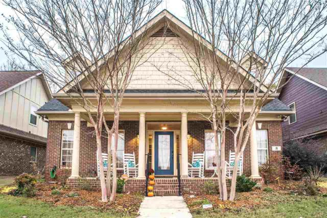 8 Cypress Point Drive, Huntsville, AL 35824 (MLS #1107226) :: The Pugh Group RE/MAX Alliance
