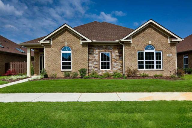 919 Binding Branch, Huntsville, AL 35806 (MLS #1107539) :: Legend Realty