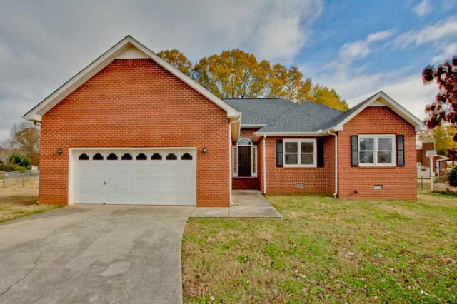 103 Sassafras Drive, Hazel Green, AL 35750 (MLS #1107580) :: The Pugh Group RE/MAX Alliance