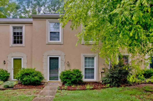 2833 Wynterhall Road, Huntsville, AL 35803 (MLS #1107750) :: Amanda Howard Sotheby's International Realty