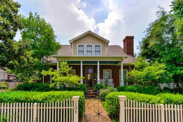 103 Vine Street, Decatur, AL 35601 (MLS #1107768) :: RE/MAX Distinctive | Lowrey Team