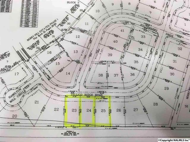110 Tellico Ridge Road, New Market, AL 35761 (MLS #1107936) :: Capstone Realty