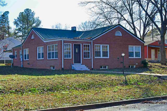 1423 College Street, Decatur, AL 35601 (MLS #1107958) :: Amanda Howard Sotheby's International Realty