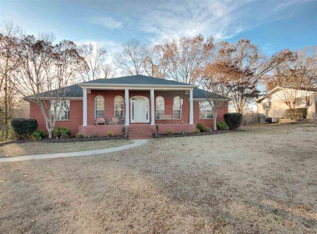 100 Pinecrest Drive, Trinity, AL 35673 (MLS #1108071) :: Amanda Howard Sotheby's International Realty