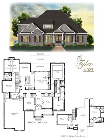 11 Sanders Hill Way, Gurley, AL 35748 (MLS #1108115) :: The Pugh Group RE/MAX Alliance