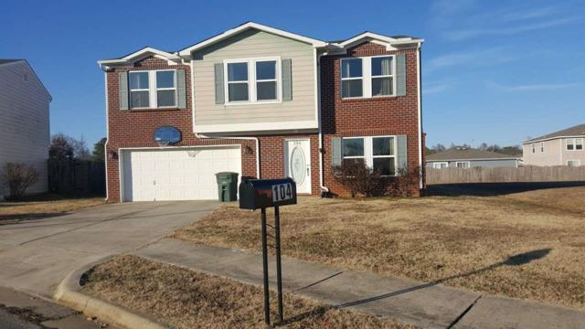 104 Cotton Boll Drive, Madison, AL 35757 (MLS #1108477) :: RE/MAX Distinctive | Lowrey Team