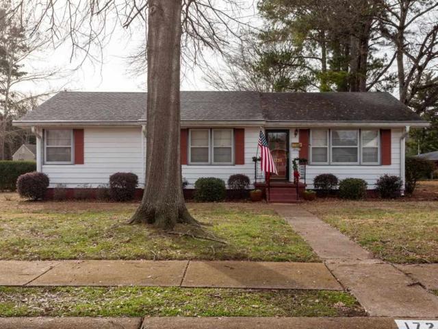 1720 Sandlin Avenue, Huntsville, AL 35801 (MLS #1108486) :: Capstone Realty