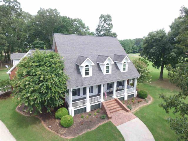 111 E Meadowhill Drive, Florence, AL 35633 (MLS #1108525) :: Legend Realty