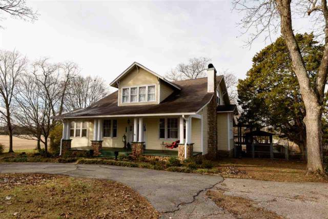 5101 NW Meridian Street, Huntsville, AL 35810 (MLS #1108557) :: Capstone Realty