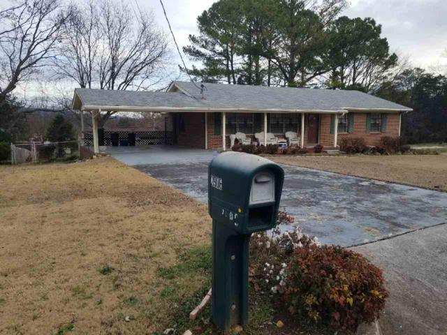 2906 Brett Road, Huntsville, AL 35810 (MLS #1108883) :: Amanda Howard Sotheby's International Realty